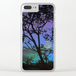 Vezak Feelings Clear iPhone Case