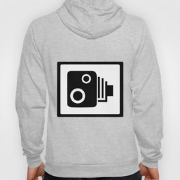 Speed Camera Hoody