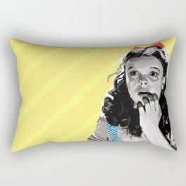Follow! Rectangular Pillow