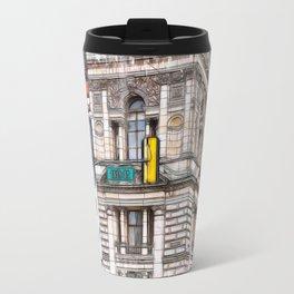 15th street Glasow Travel Mug