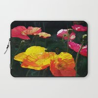 Poppies Four Laptop Sleeve