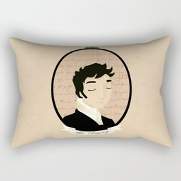 Pride and prejudice - Mr Darcy Rectangular Pillow