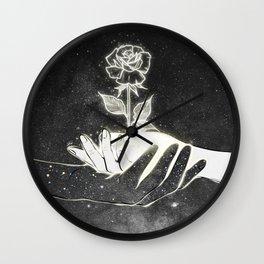 Growing creations. Wall Clock
