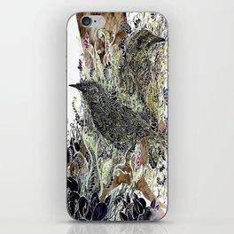 Vetch iPhone Skin