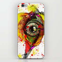 Heart Rhythm iPhone Skin