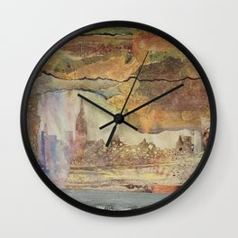 City View Wall Clock