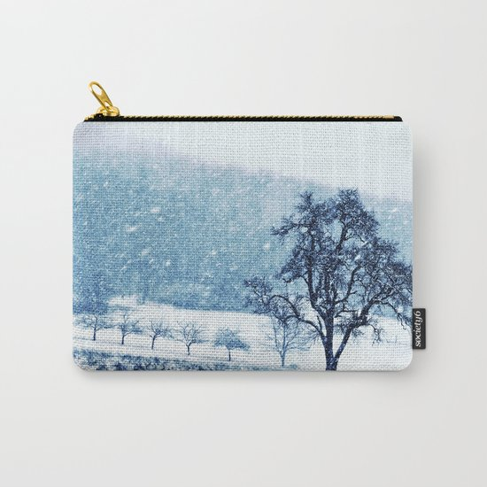 Old pear tree (cool edition) Carry-All Pouch