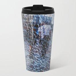 Glass Metal Travel Mug