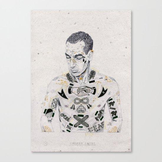 Smokin' Jacket Canvas Print