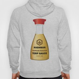 Hashman Terp Sauce Design by Outlet710.com Hoody