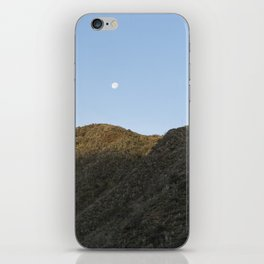 The other side of the dawn iPhone Skin
