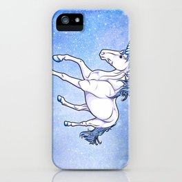 The Unicorn Colored iPhone Case