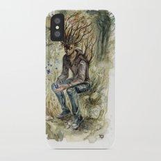 Spirit Of Trees iPhone X Slim Case
