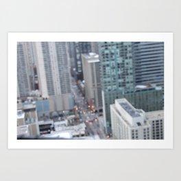 Chi City Art Print