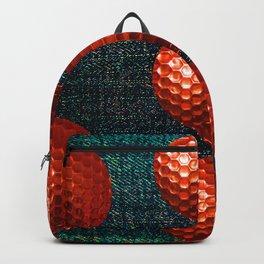 RED GOLF BALLS Backpack