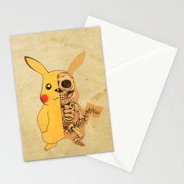 PokeAnatomy Stationery Cards