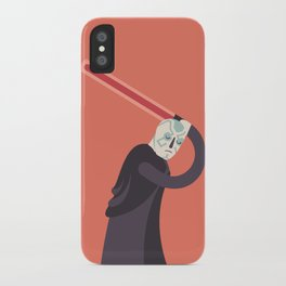 SIDE BY SIDE - DARK SIDE iPhone Case