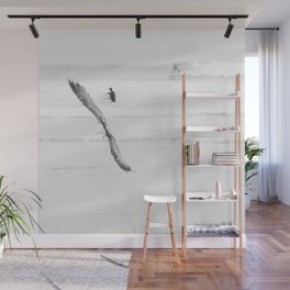 catch a wave VI Wall Mural