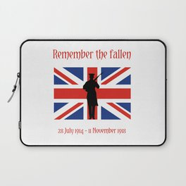 Remember the fallen Laptop Sleeve