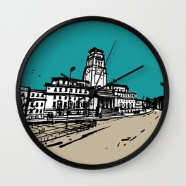University of Leeds Wall Clock