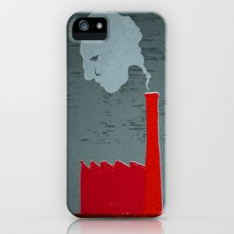 Tough Times iPhone Case