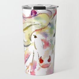 Color me Pony Travel Mug
