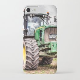 Tractor 2 iPhone Case