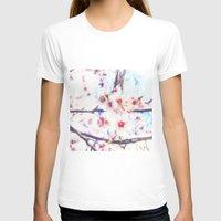 blossom T-shirts featuring blossom by Julia Kovtunyak