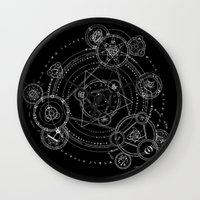 games Wall Clocks featuring Games by qabot