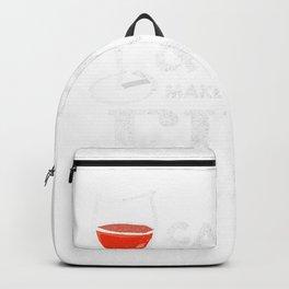 GAZELLES And Wine Make Everything Fine GAZELLE T-Shirt Backpack