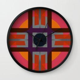 Changeling - Retro Style Art Wall Clock