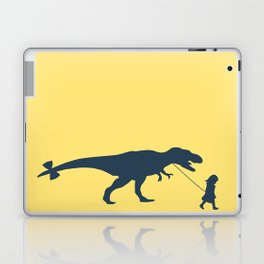 Walking my beast Laptop & iPad Skin