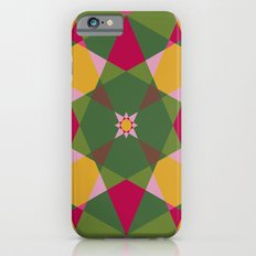 Shades of flowers Slim Case iPhone 6s