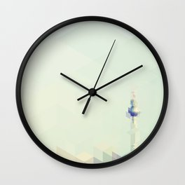 Fernsehturm (Berlin) Wall Clock