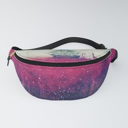 Sailing in dreams II Fanny Pack