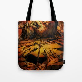 ROTTING EARTH Tote Bag