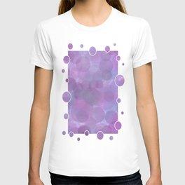 Lavender Bubbles T-shirt