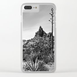 Soldier's Pass, Sedona Arizona Clear iPhone Case