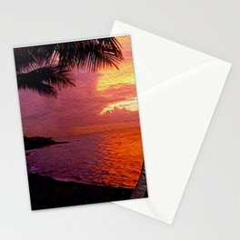 San Juan Sunset Stationery Cards