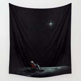 Space Chill Wall Tapestry