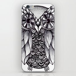 it's a hoot iPhone Skin