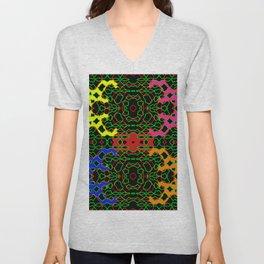 Colorandblack series 1286 Unisex V-Neck