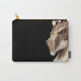Dragon Portrait Carry-All Pouch