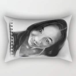 Madison-Curiosity Rectangular Pillow