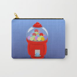 Gumball Machine Carry-All Pouch
