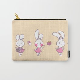 Sugar Bunny Passion Carry-All Pouch