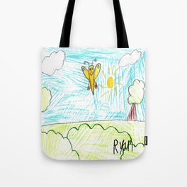 Butterfly Delight Tote Bag