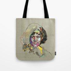 Aretha Franklin - Soul Sister | Soul Brother Tote Bag