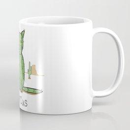 """""""Catcus"""" Cactus Coffee Mug"""