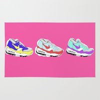 nike Area & Throw Rugs featuring Nike Air by caseysplace